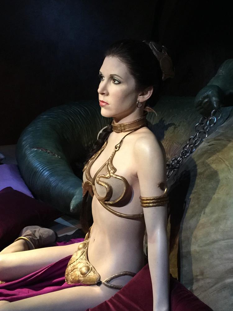Star Wars au Musée de Madame Tussauds à Londres 20mt_m10