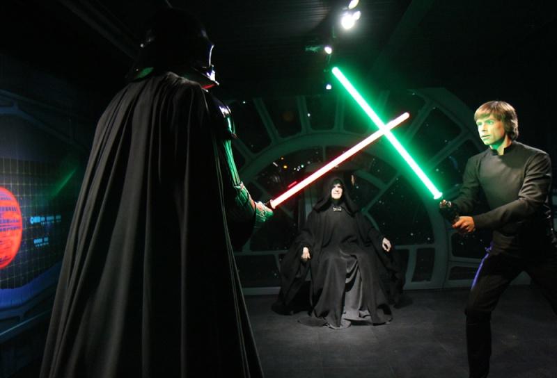 Star Wars au Musée de Madame Tussauds à Londres 22mt_m10