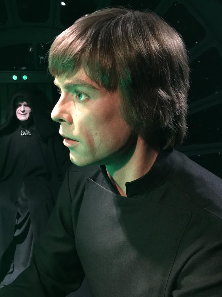Star Wars au Musée de Madame Tussauds à Londres 23mt_m10