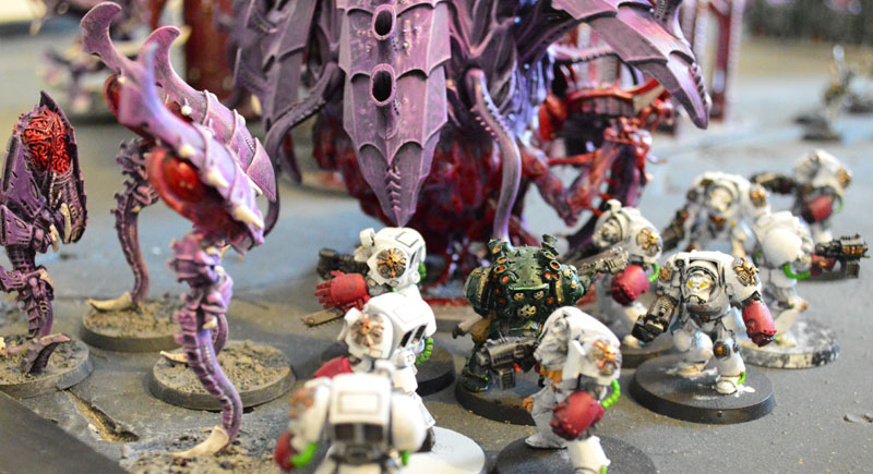 2015.03.27 - Tyranides contre Spaces Marines du Chaos - 4000 pts 1011