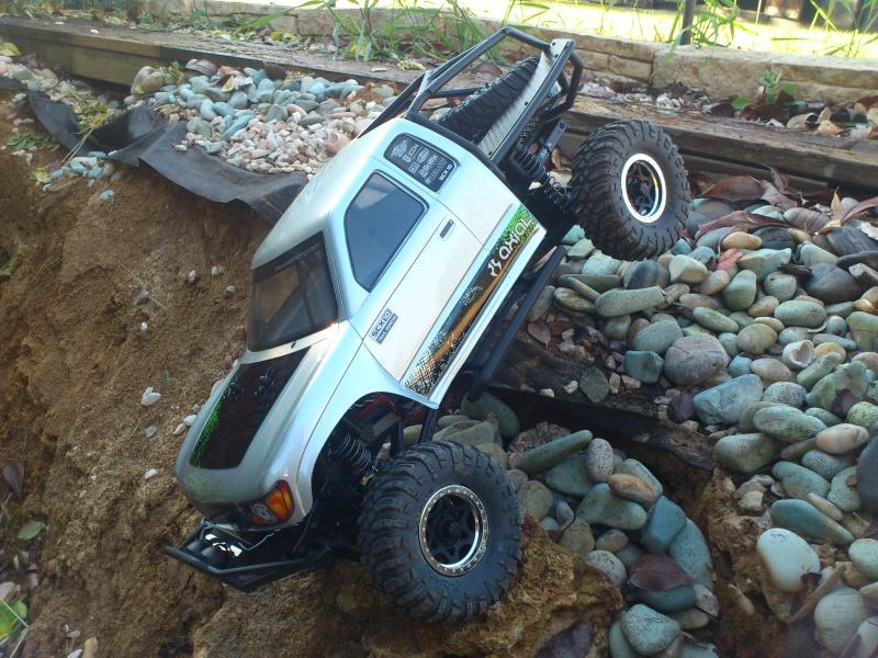 [Axial SCX10] honcho rtr puis modif en jeep unlimited Dsc_9910