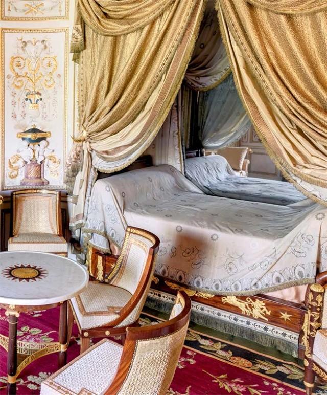 Le boudoir turc de Marie-Antoinette à Fontainebleau 11062310