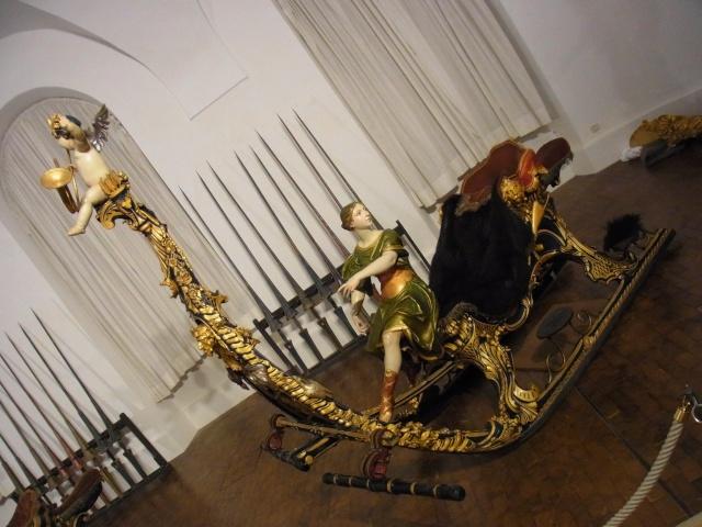Marie-Antoinette en traîneau Rimg0711