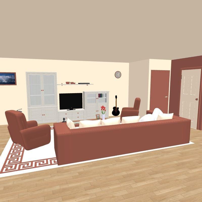 [Le Conseil] Le conseil vu par Frenchie grâce à un logiciel 3D ! Salon11