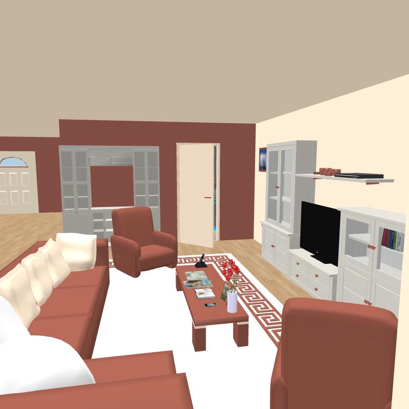 [Le Conseil] Le conseil vu par Frenchie grâce à un logiciel 3D ! Salon_10