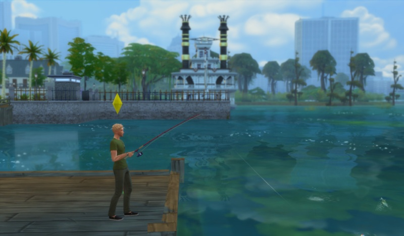 Jonathan at Work (lionpaws' experiences with GTW)[Scientist with Jupiter; part2] 04-02-15