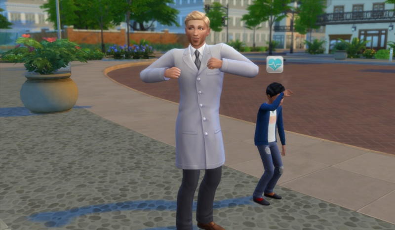 Jonathan at Work (lionpaws' experiences with GTW)[Scientist with Jupiter; part2] 04-06-12