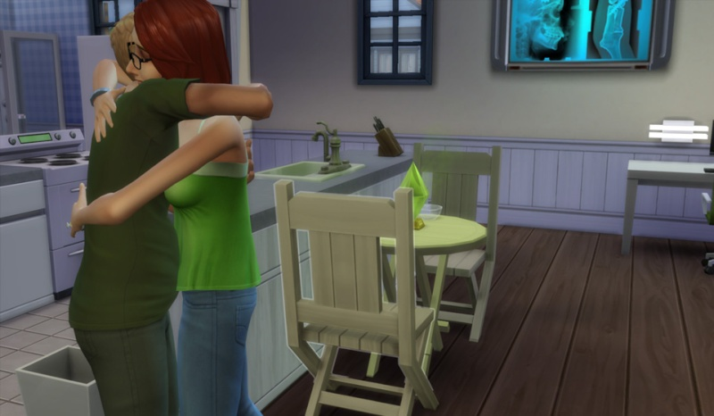 Jonathan at Work (lionpaws' experiences with GTW)[Scientist with Jupiter; part2] 04-06-14