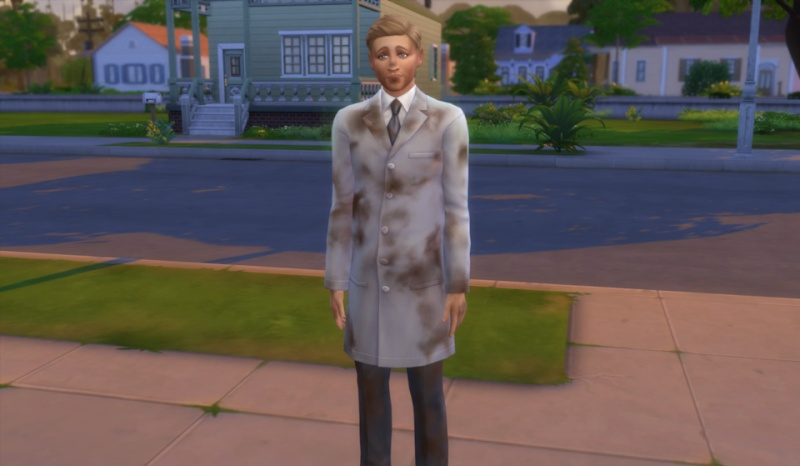 Jonathan at Work (lionpaws' experiences with GTW)[Scientist with Jupiter; part2] 04-07-14