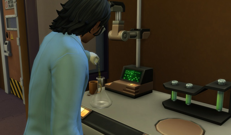 Jonathan at Work (lionpaws' experiences with GTW)[Scientist with Jupiter; part2] - Page 2 Jon11510