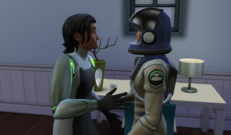 Jonathan at Work (lionpaws' experiences with GTW)[Scientist with Jupiter; part2] - Page 2 Jon12610