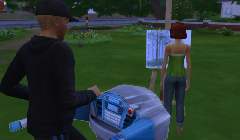 Jonathan at Work (lionpaws' experiences with GTW)[Scientist with Jupiter; part2] Jon3910