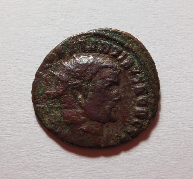 Constantin I Caesar - CONCORDIA MILITVM (Alexandria) Img_1110