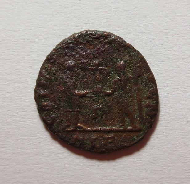 Constantin I Caesar - CONCORDIA MILITVM (Alexandria) Img_1111