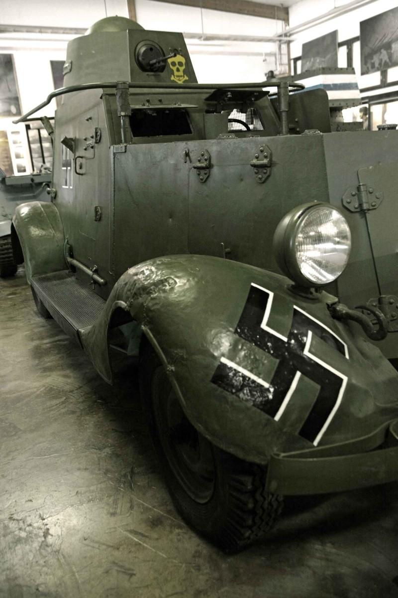 Musée des Blindés de Finlande et autres vestiges de guerre 1010