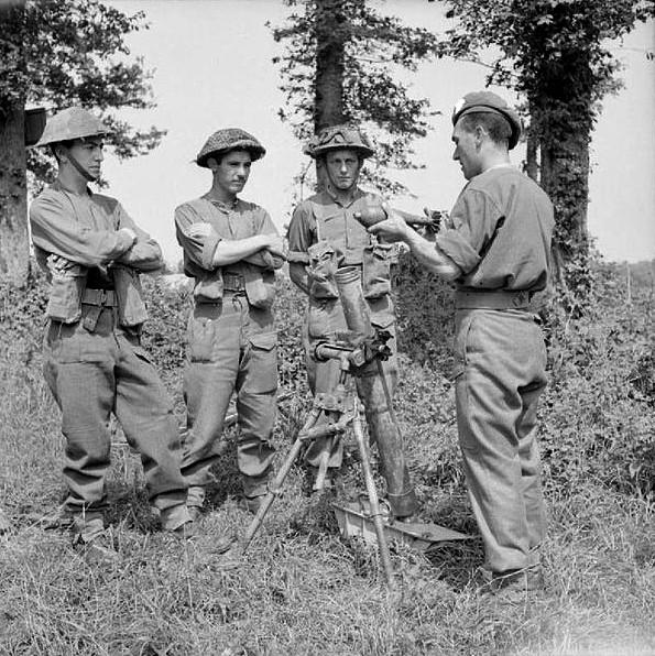 Granatwerfer, les mortiers de l'armée allemande. - Page 2 2110