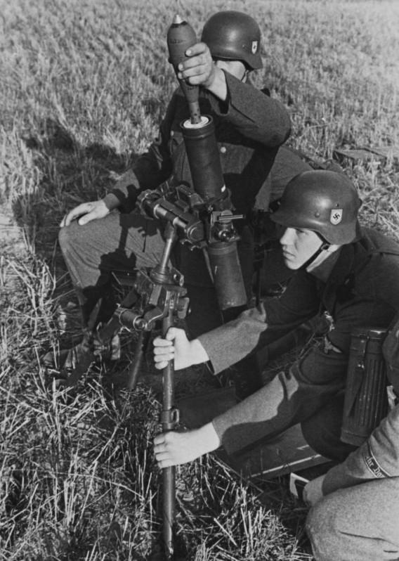 Granatwerfer, les mortiers de l'armée allemande. - Page 2 2510