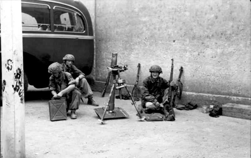 Granatwerfer, les mortiers de l'armée allemande. - Page 2 2610