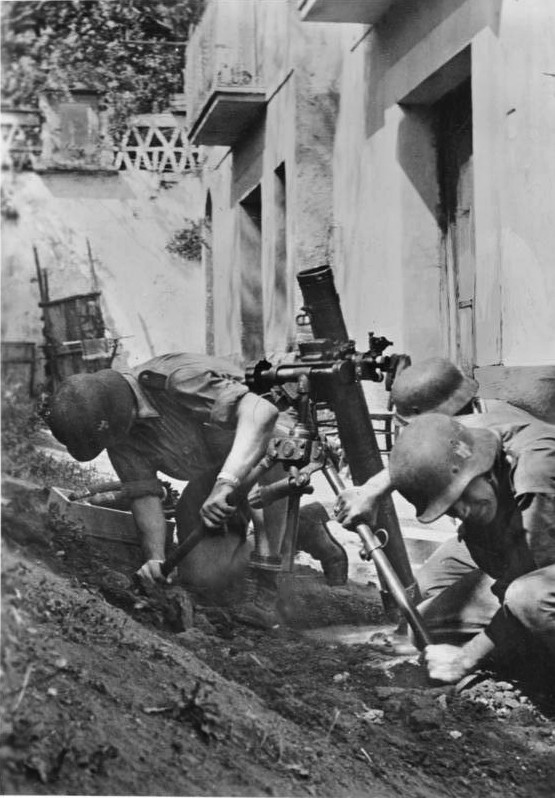 Granatwerfer, les mortiers de l'armée allemande. - Page 2 3210