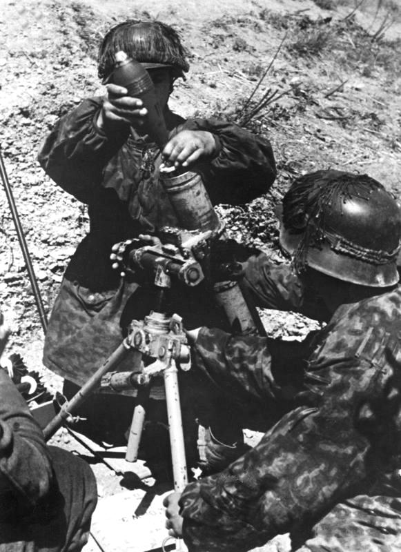 Granatwerfer, les mortiers de l'armée allemande. - Page 2 3510