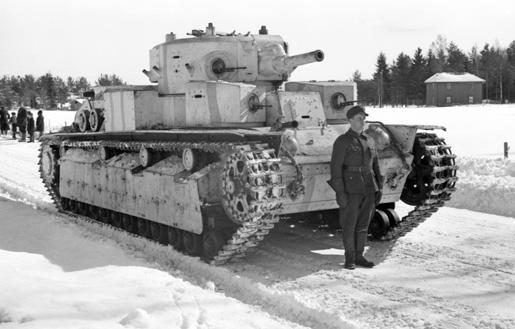 Musée des Blindés de Finlande et autres vestiges de guerre - Page 2 4610