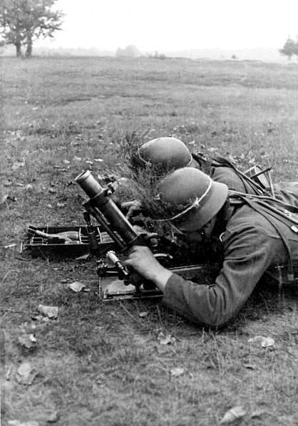 Granatwerfer, les mortiers de l'armée allemande. - Page 2 6110