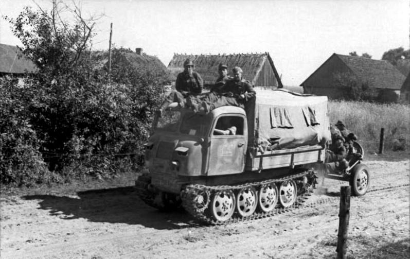 Granatwerfer, les mortiers de l'armée allemande. - Page 2 7110