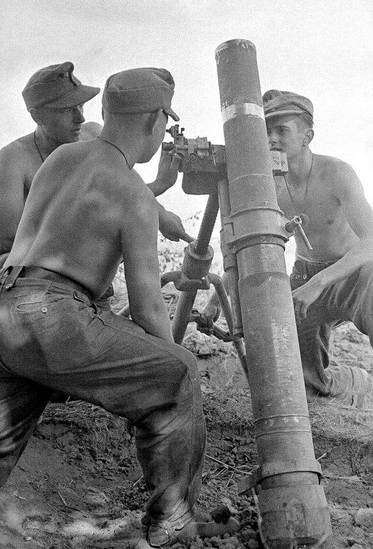 Granatwerfer, les mortiers de l'armée allemande. - Page 2 7610