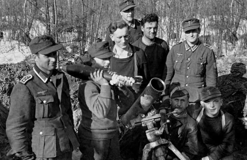 Granatwerfer, les mortiers de l'armée allemande. - Page 2 8010