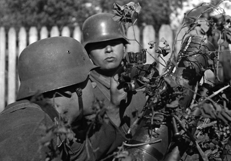 Granatwerfer, les mortiers de l'armée allemande. - Page 2 9010