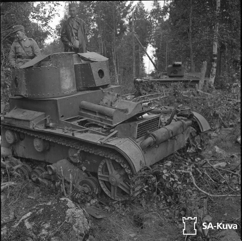 Musée des Blindés de Finlande et autres vestiges de guerre T26a10