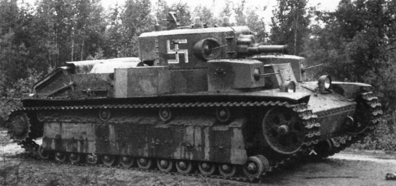 Musée des Blindés de Finlande et autres vestiges de guerre - Page 2 T28b10
