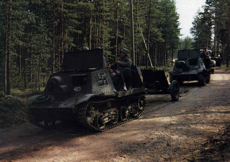 Musée des Blindés de Finlande et autres vestiges de guerre - Page 2 Yh1210