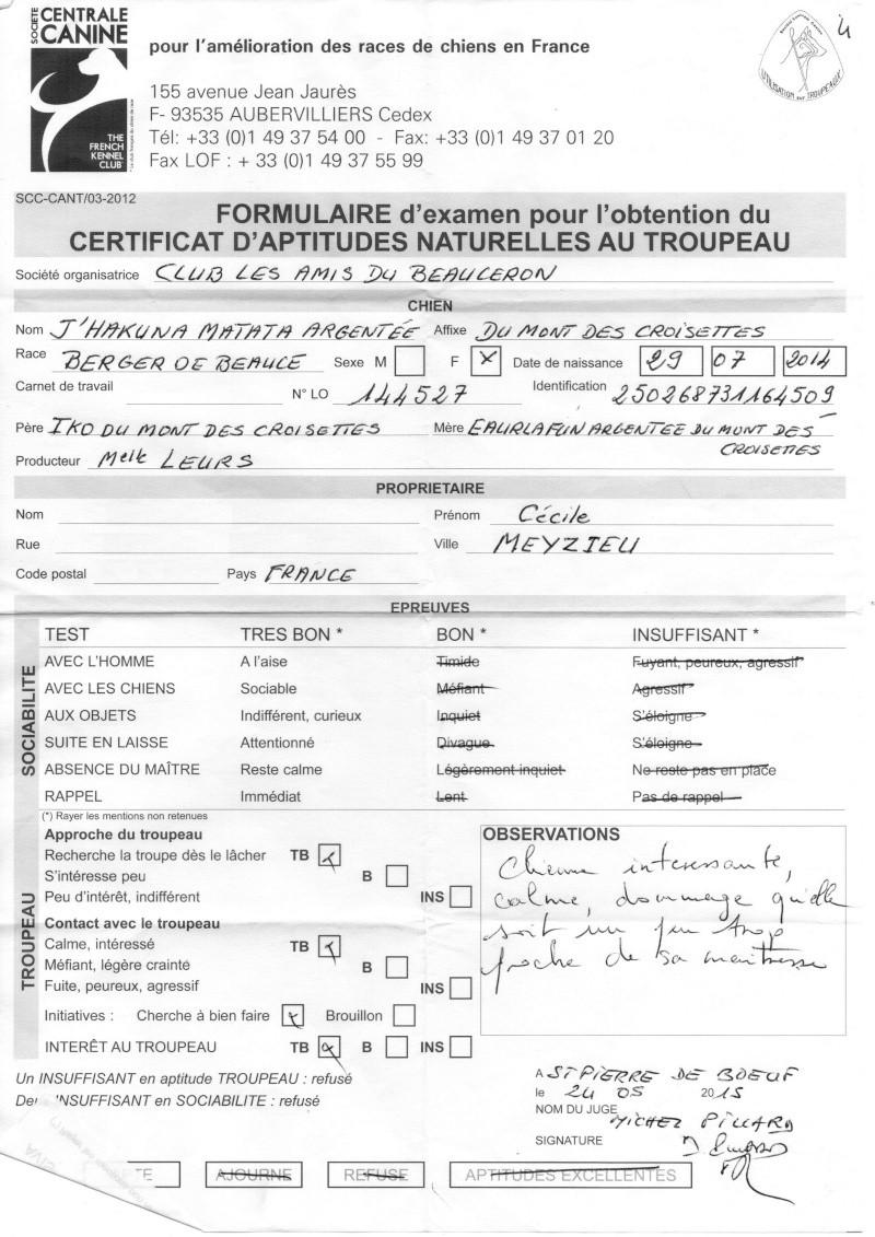 Le CANT: Certificat d'Aptitudes Naturelles sur Troupeau Cant_h10