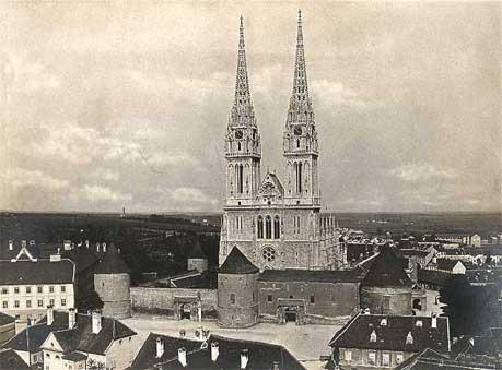 Gradovi starih dobrih vremena  Zagreb10