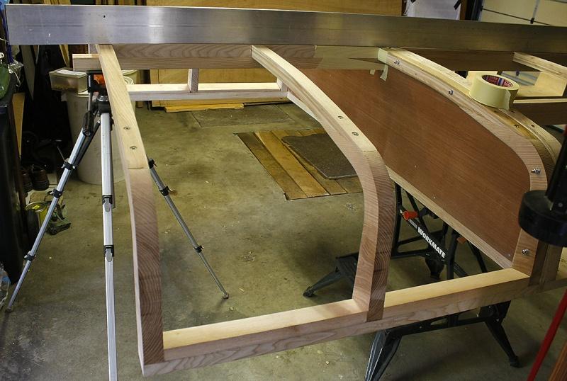 [fabrication] Un toit de roulotte de bohème - Page 10 Derniy10