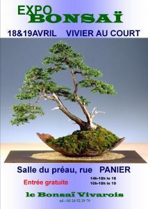 VIVIER AU COURT (08) les 18 et 19 avril 2015 15041811