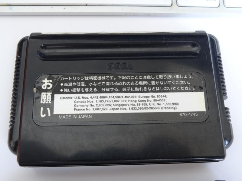 Ouvrir une cartouche Megadrive JAP ? Dsc03317