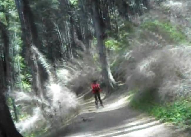 28km Tour Villa La Angostura zum Correntoso See/Fluss Weisse10
