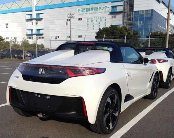 2015 - [Honda] Roadster S660 - Page 2 2a8ef710