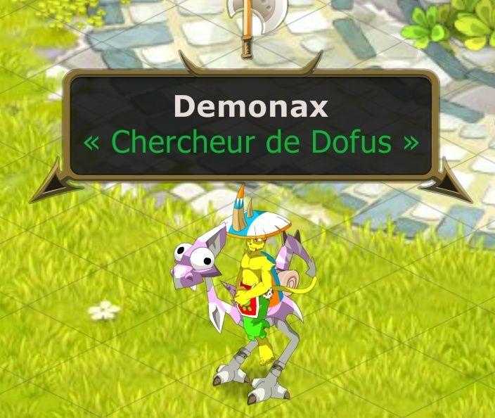 Candidature de Demonax, ecaflip lvl 161 : Screen10