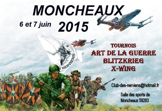 Tournoi X Wing / Blitzkrieg / L'art de la guerre. Image12
