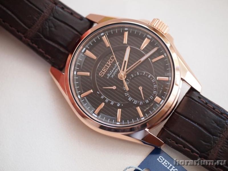 """Quelle montre """"Rose Gold"""" pour moins 500€ Sarw0110"""