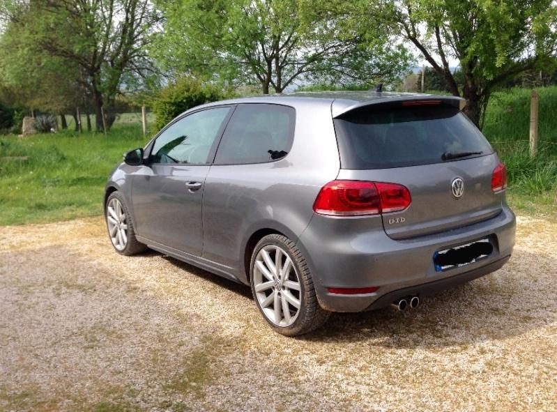 Golf VI GTD 2010-DSG-3P-Bi-xénon/Full-led int-ext/Vitres teintées/ Image16