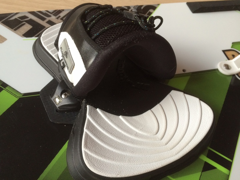 VENDUE Flyboard RADICAL 4 taille M :134/40 Flyrad13