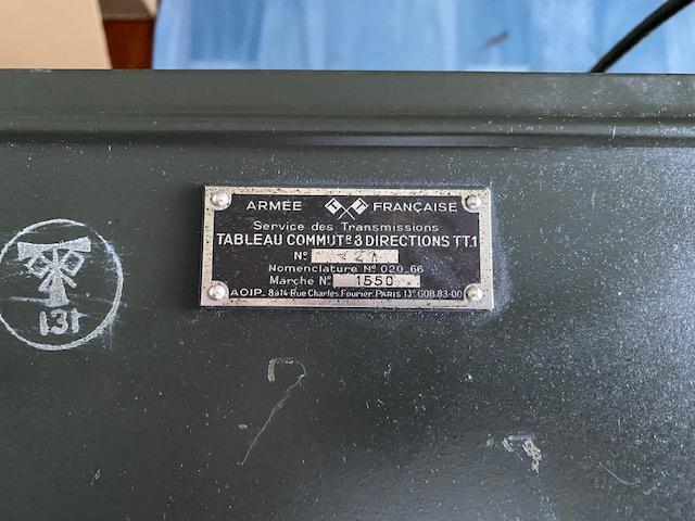 insigne inconnue sur un téléphone de campagne Img_4610
