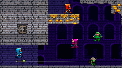 eShop: Roving Rogue is Hitting the Wii U eShop in Europe on June 25th! Screen10