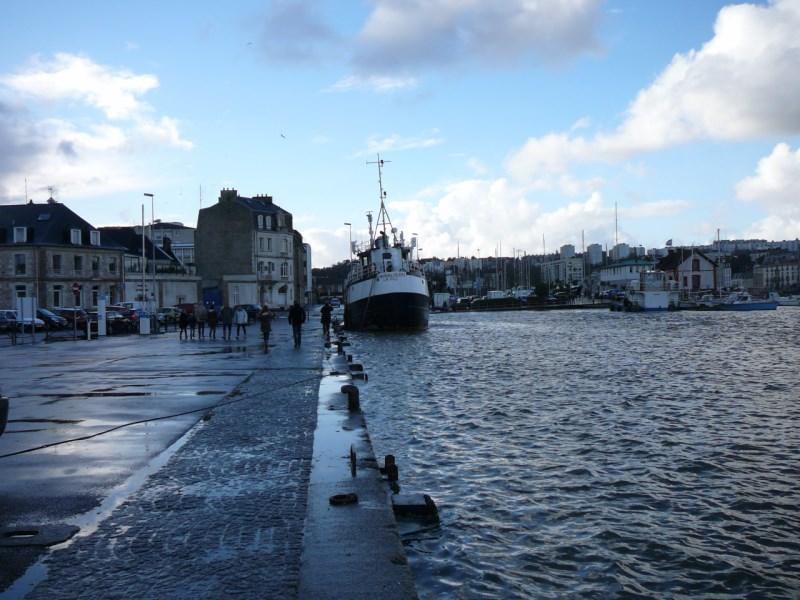 [Activité des ports hors Marine] LE PORT DE CHERBOURG - Page 15 P1160212