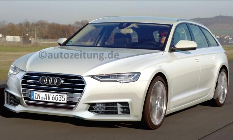 2017 - [Audi] A6 Berline & Avant [C8] Cc11