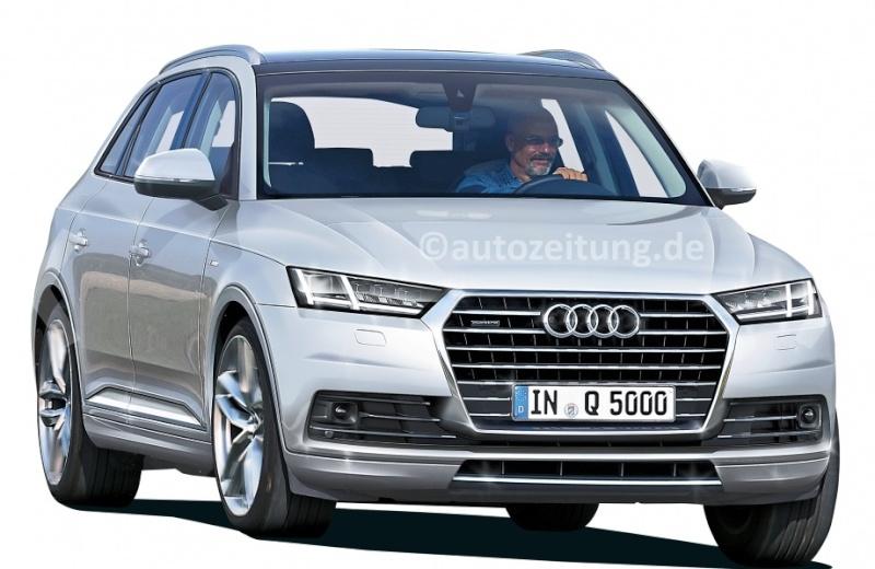 2016 - [Audi] Q5 II - Page 2 Cc12